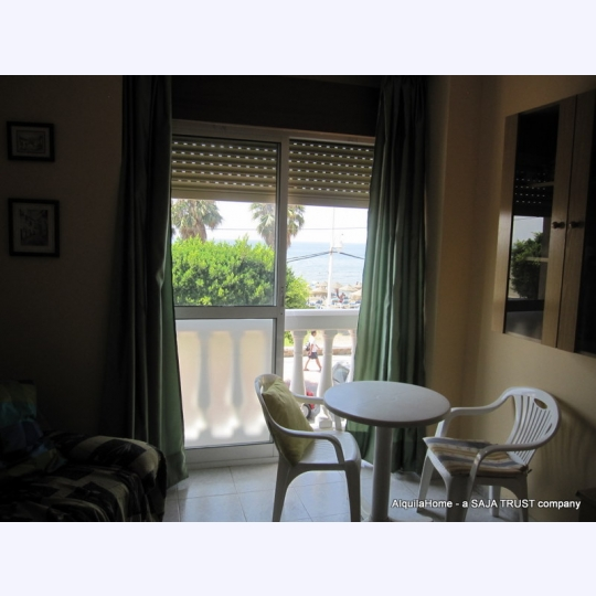 Malaga: Holiday Apartment at The Beach