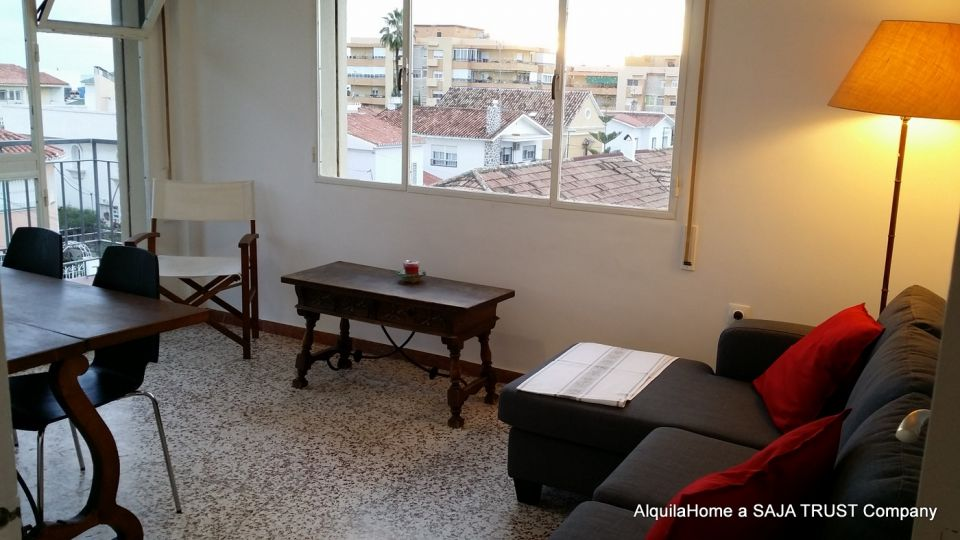 Holiday Apartment in Pedregalejo with 3 bedrooms